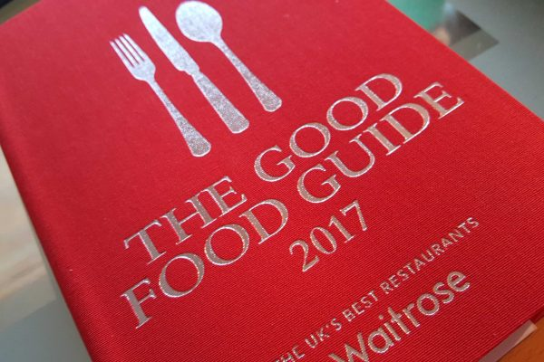 Chris Lee puts The Bildeston Crown back in The Good Food Guide