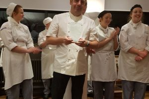 Battle of the Chefs: Hampshire -v- Suffolk ….and Suffolk wins!