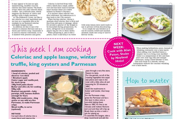 East Anglian Daily Times – Cook with…