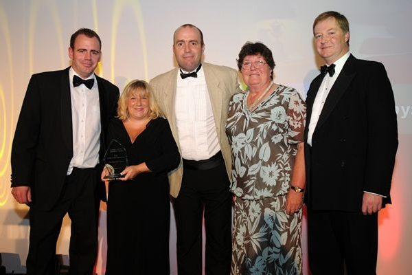 Best Small Suffolk Hotel – Tourism in Suffolk Awards 2008