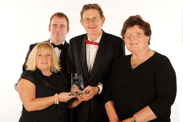 2008 Winner: Best Small Hotel in The East of England