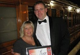 SILVER IN NATIONAL ENJOY ENGLAND AWARDS FOR EXCELLENCE 2009