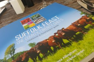 SUFFOLK FEAST – Chris Lee one of cookbook's twenty chefs– Sign up for our eNews and chance to win signed copy