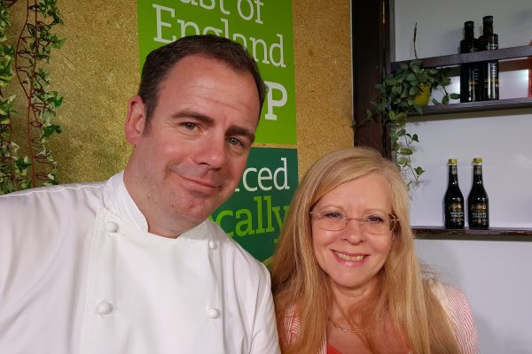 See who won The Bildeston Crown stay at Aldeburgh Food Festival