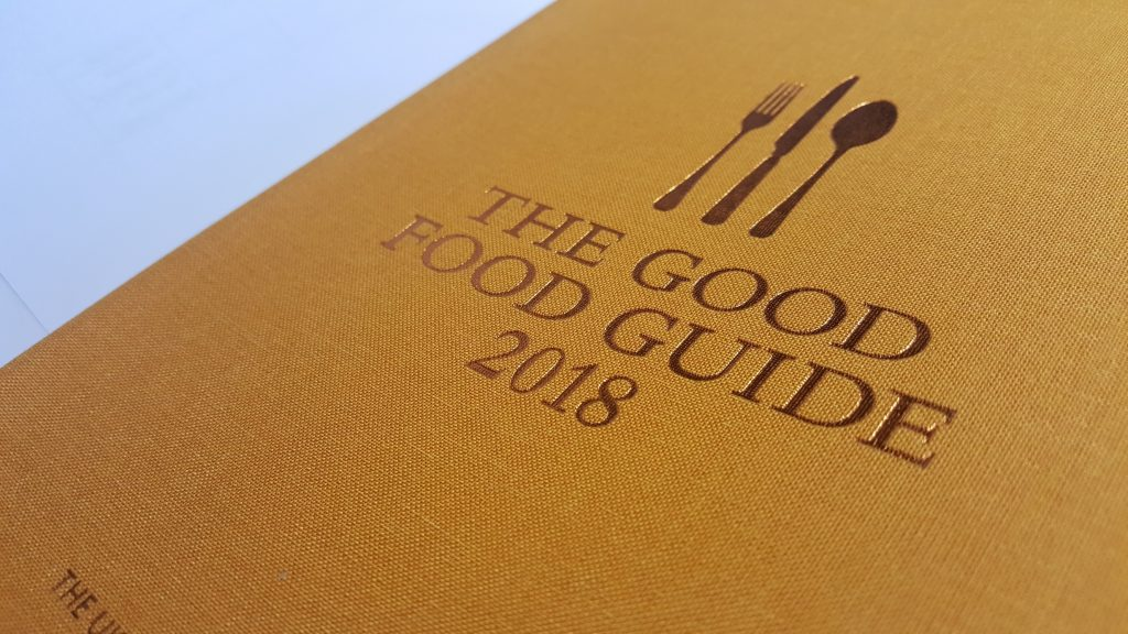 Good Food Guide Cornwall
