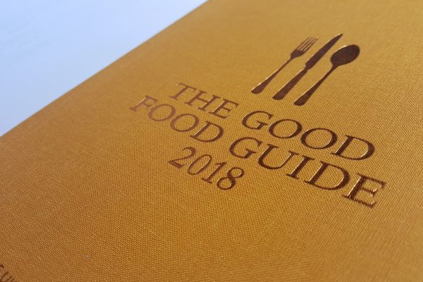 High Five! Good Food Guide 2018 goes west for the top four restaurants in Suffolk…