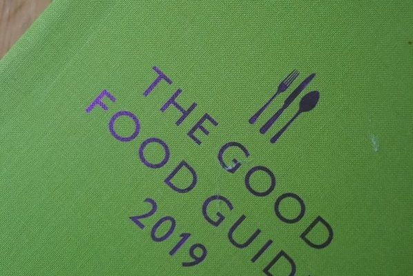 High Five! Good Food Guide 2019 – The Bildeston Crown in Suffolk's Top Three