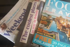 Impressed? – round up of some of our recent media coverage