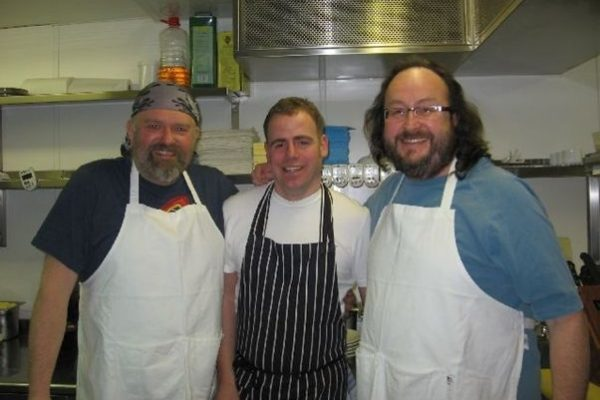 """Representing Suffolk  and beating the Bikers in """"The Hairy Bikers' Tour of Britain"""""""